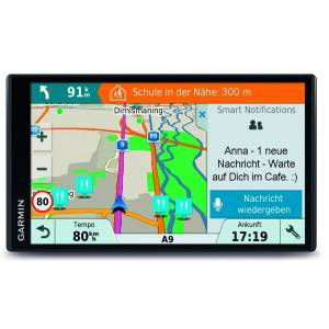 Garmin Navigationsgerät »DRIVE Smart 61 LMT-S EU«, Schwarz