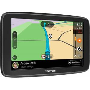 TomTom Navigationsgerät »GO BASIC 15,24 cm (6 Zoll) EU 45«, Schwarz