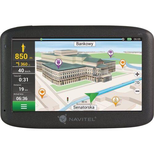NAVITEL Navigationsgerät »E500«, Schwarz