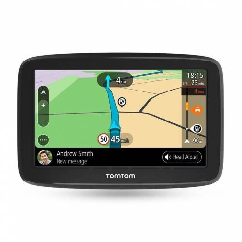 TomTom »GO BASIC 6'' EU45 T PKW-Navigationsgerät« Navigationsgerät