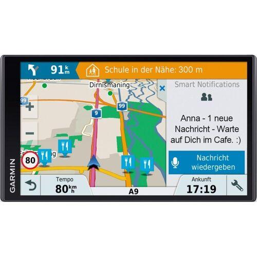 Garmin »DriveSmart 61 LMT-D EU - Mobiles Navigationsgerät - schwarz« Navigationsgerät