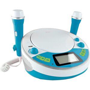 X4-Tech CD-Player, blau