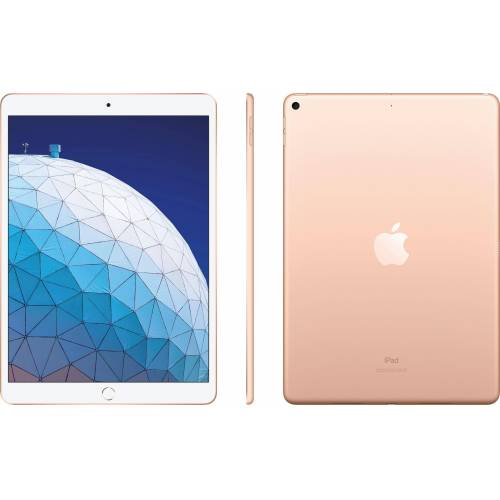 "Apple iPad Air - 64GB - WiFi + Cellular Tablet (10,5"", 64 GB, iOS, 4G (LTE), gold"