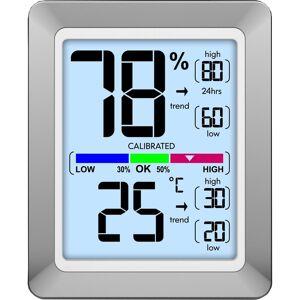 technoline »WS 9460 - moderne Raumklimastation mit« Wetterstation