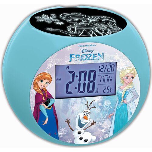 Lexibook® Projektionswecker »Radiowecker mit Nachtlicht Frozen«