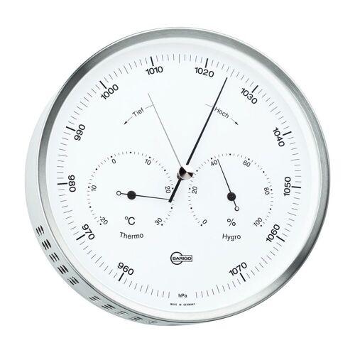 Barigo Wetterstation Baro- Thermo- Hygrometer 16cm, Farbig