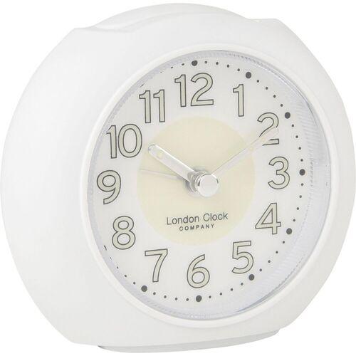 Home affaire Wecker »London Clock 1922« aus Kunststoff, weiß