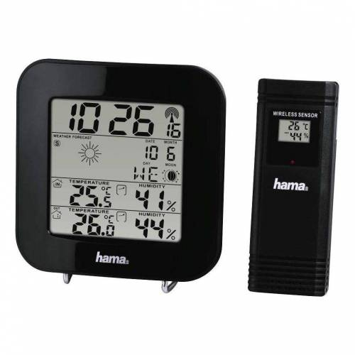 Hama »186310 dig. Wetterstation EWS-200« Wetterstation