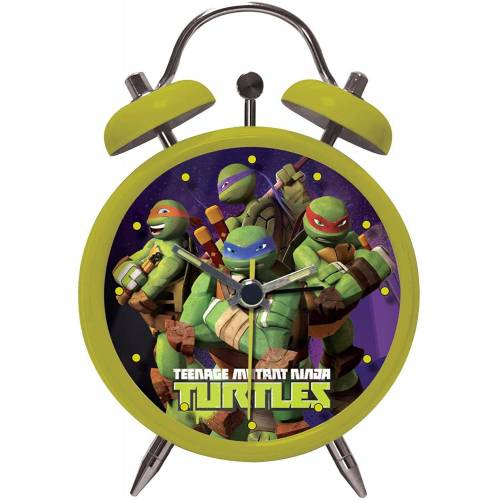 Joy Toy Kinderwecker »Turtles Kinderwecker, 01443«