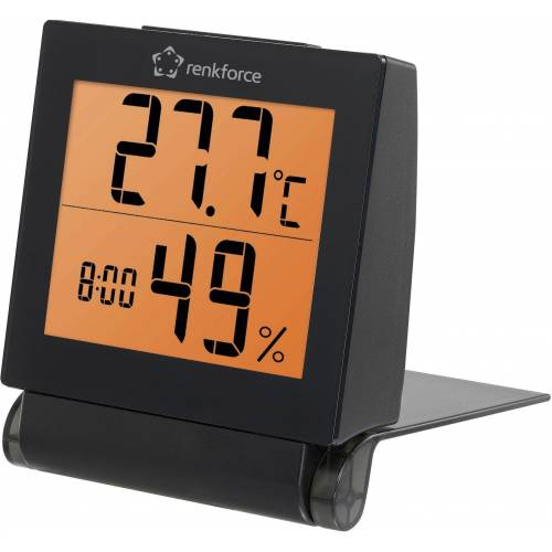 Renkforce »Thermo-/Hygrometer« Funkwetterstation