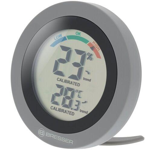 BRESSER Thermometer »Circuiti Neo digitales Thermometer und Hygrometer«