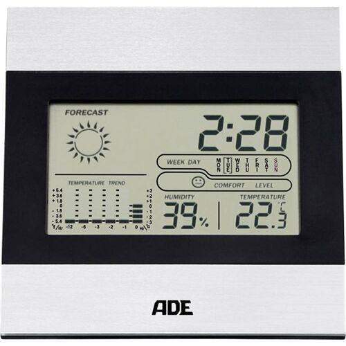 ADE »Digitale Wetterstation WS 1815« Funkwetterstation