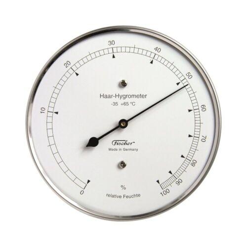 Fischer Barometer »Echthaar Hygrometer, Außenbereich« Innenwetterstation