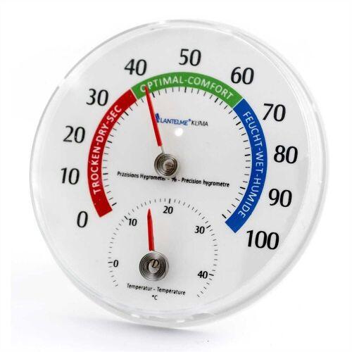 Lantelme Raumthermometer »Hygrometer mit Thermometer«, 1-tlg., analog, 100% rel. bis 45 Grad Celsius