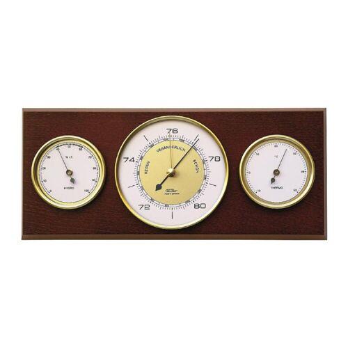 Fischer Barometer »Wetterstation 60er Stil« Innenwetterstation