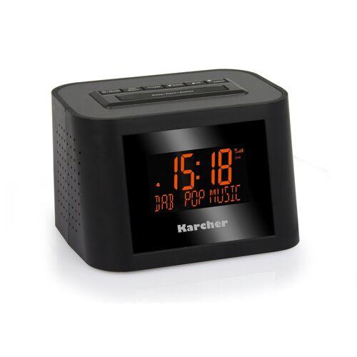 Karcher »DAB 2420« Digitalradio (DAB) (Digitalradio (DAB), FM-Tuner, 1 W)