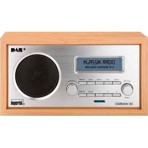 IMPERIAL »DABMAN 30« Digitalradio (DAB) (Digitalradio (DAB), FM-Tuner, 5 W)