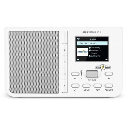TechniSat »Sternradio IR Internetradio« Internet-Radio (Internetradio)