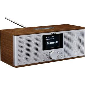 Lenco »DIR-170WA« Internet-Radio (UKW mit RDS, Digitalradio (DAB), Internetradio, FM-Tuner, 20 W)