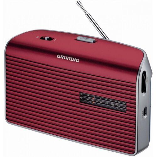 Grundig »Music 60 Kofferradio Tuner für UKW/MW Netz-/Batteriebetrieb« UKW-Radio (Tuner für UKW/MW)