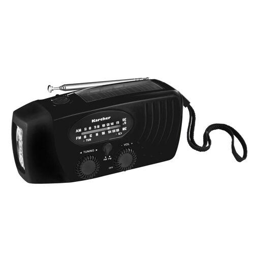 Karcher »KR 110« Radio (AM-Tuner, FM-Tuner)