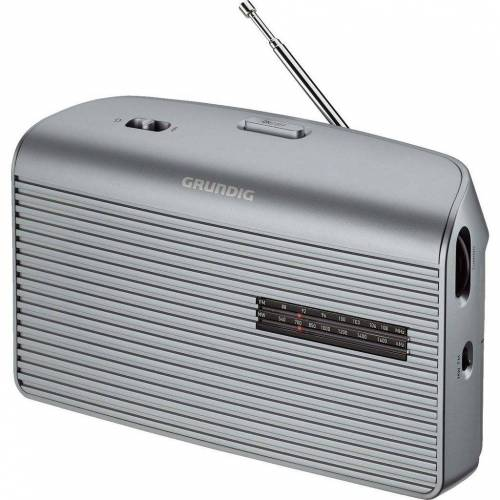 Grundig »Music 60 silver Portables Radio« Radio