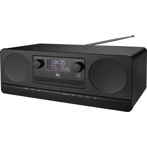 Dual »DAB 420 BT« Kompaktanlage (Digitalradio (DAB), UKW mit RDS, 10 W), schwarz