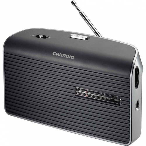 Grundig »Music 60 grey Portables Radio« Radio