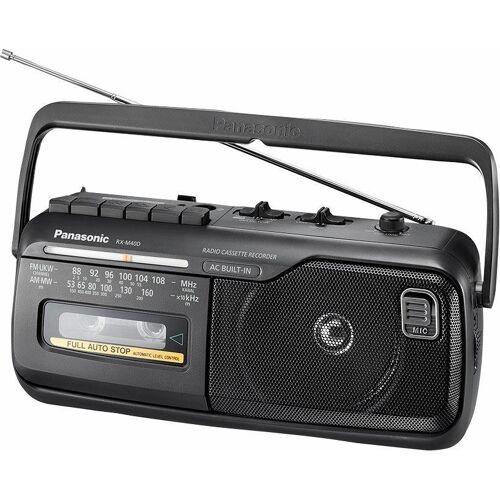 Panasonic »RX-M40DE-K« Radio (Einklappbarer Griff)