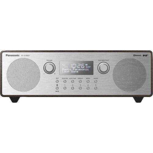 Panasonic »RF-D100BTEGT« Radio (Digitalradio (DAB), FM-Tuner mit RDS, 10 W)