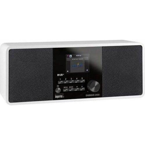IMPERIAL »DABMAN i200« Digitalradio (DAB) (Digitalradio (DAB), FM-Tuner, UKW mit RDS, Internetradio, 20 W)
