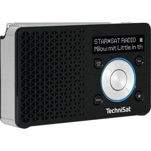 TechniSat »DIGITRADIO 1« Digitalradio (DAB) (Digitalradio (DAB), UKW mit RDS, 1 W)