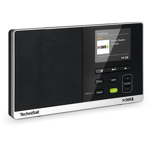 TechniSat »DigitRadio 215 SWR4-Edition Schwarz Digitalradio DAB+« Digitalradio (DAB) (Digitalradio (DAB)