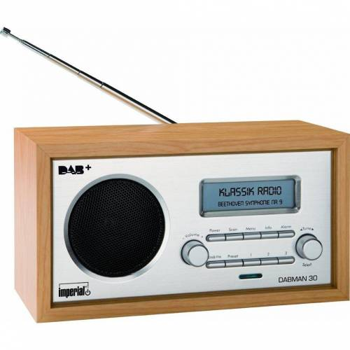 IMPERIAL »DABMAN 30 Digitalradio« Digitalradio (DAB)