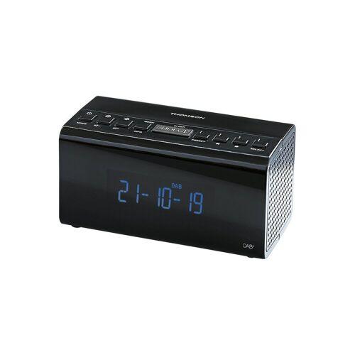 Thomson »Radiowecker CR50DAB, schwarz« Radiowecker