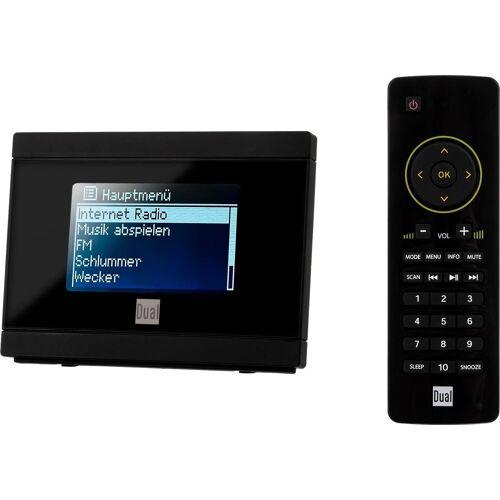 Dual »IR 2A« Internet-Radio (Internetradio, FM-Tuner, UKW mit RDS)