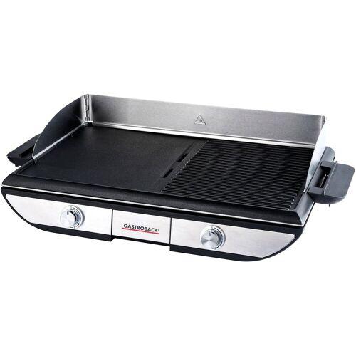 Gastroback Tischgrill 42523 Design Advanced Pro BBQ, 2300 W