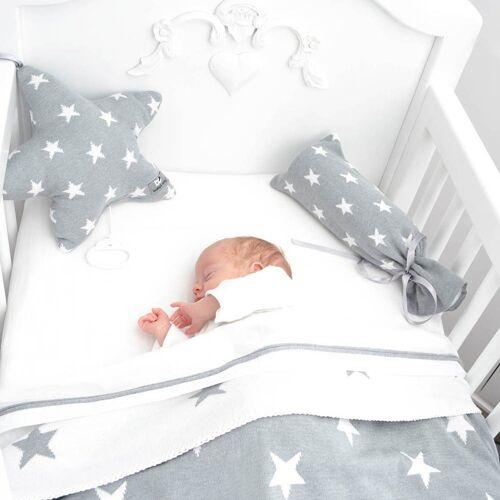 BabysOnly Wärmekissen »Star fuchsia/weiß 38 x«