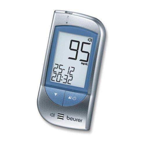 BEURER Blutzuckermessgerät Blutzuckermessgerät GL 34 mg/dL, Set, inkl. Starterset