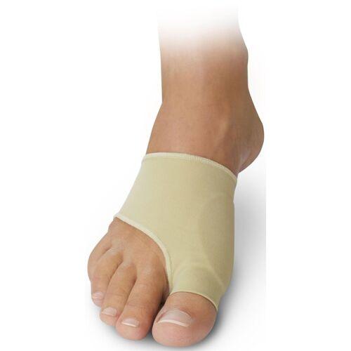 Fußgut Überbeinschutz, Set 2-tlg., mit Gelpolster, lindert Schmerzen bei Hallux Valgus