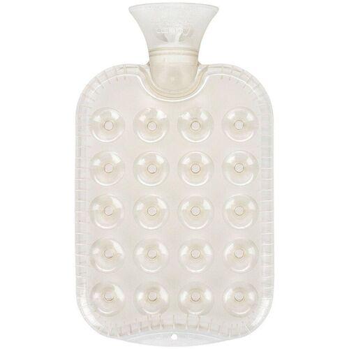 Fashy Wärmflasche »6425 13«, kristallweiß