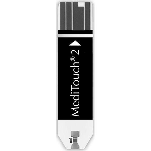Medisana Blutzucker-Teststreifen »M79042«, 50-St., für MediTouch 2 Lanzetten Blutzuckermessgerät