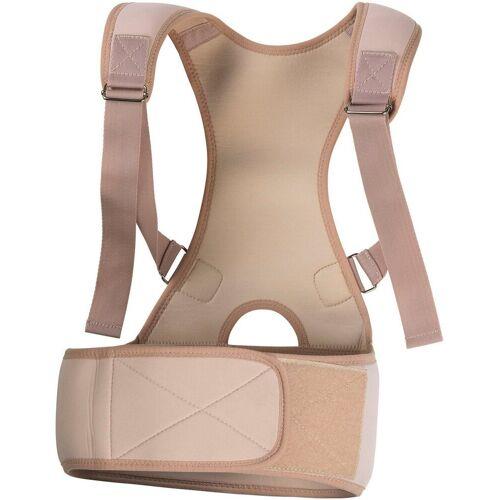 VITALmaxx Rücken Stützgürtel, zur Unterstützung der Muskulatur