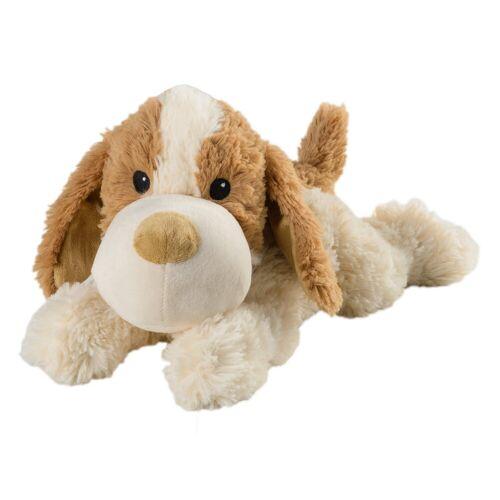 Warmies® Wärmekissen »Wärmetier Wärmflasche Kuscheltier Hund Don für Mikrowelle und Backofen«