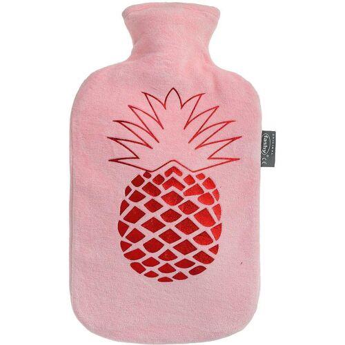 Fashy Wärmflasche »67322 44«, mit Ananas-Design