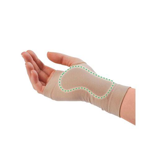 Medovital Karpaltunnel-Bandage in angenehmer Stretchqualität, rechte Hand