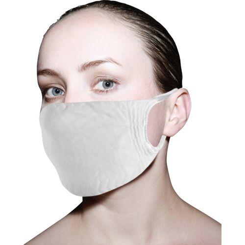 GOFORM Mund-Nasen-Maske, (Packung, 2-tlg), weiß