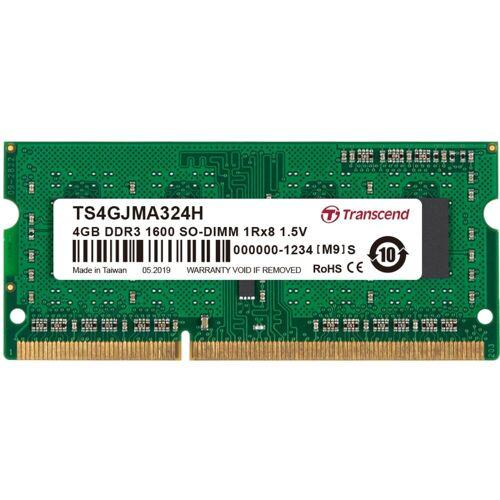 Transcend »SO-DIMM 4 GB DDR3-1600« Arbeitsspeicher