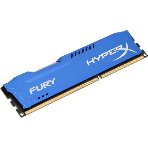 HyperX »Fury DDR3« PC-Arbeitsspeicher, blau
