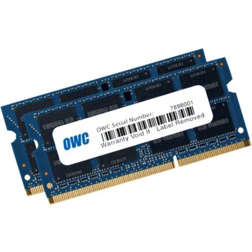 OWC »SO-DIMM 16 GB DDR3-1333 DR Kit« Arbeitsspeicher